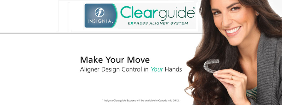 ClearGuide Aligner Appliances